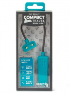 The Really Compact - Lampica za knjige, Turquise