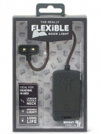 The Really Flexible - Lampica za knjige, Grey