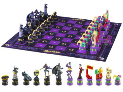 Šah - Batman vs Joker
