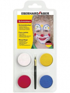 Eberhard Faber boje za lice - 1/4 Clown
