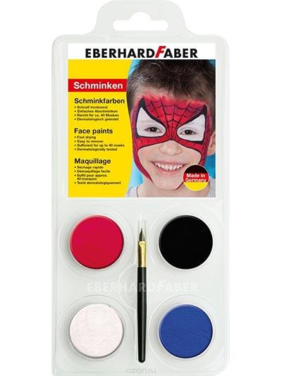 Eberhard Faber boje za lice - 1/4 Spiderman
