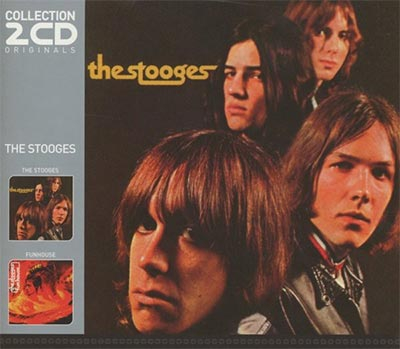 FUN HOUSE/THE STOOGES - COFFRET