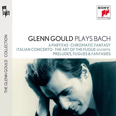 GLENN GOULD - PLAYS BACH: 6 PARTITAS