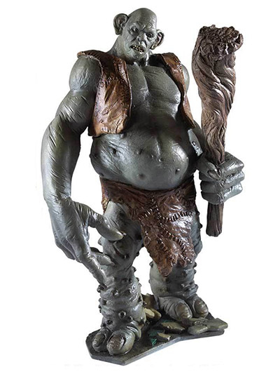 Harry Potter Figura - Magical Troll