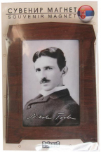 Magnet u ramu - Nikola Tesla - | Delfi knjižare | Sve ...