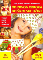 Od prvog obroka do školske užine: vodič kroz dečju ishranu