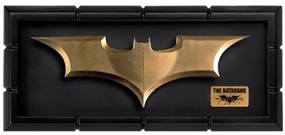 Replika - Betmenov Batarang, The Dark Knight Rises
