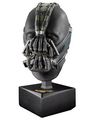 Replika Bejnove maske iz filma The Dark Knight Rises