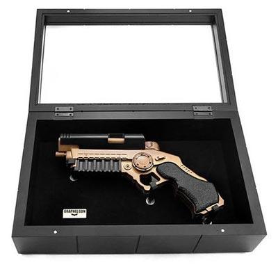 Replika pištolja iz filma The Dark Knight - GRAPNEL GUN
