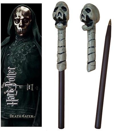 Set hemijska i bukmarker - Death Eater skull, Harry Potter
