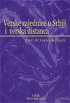 Verske zajednice u Srbiji i verska distanca