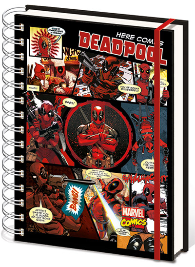 Agenda - Deadpool, Here Comes Deadpool