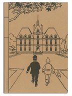 Agenda - Tintin, Castle
