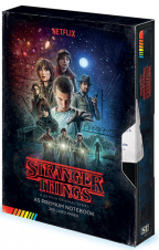 Agenda (Premium) - Stranger Things, VHS Season One A5