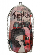 Anekke India - Futrola za naočare, Blue