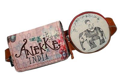 Anekke India - Torbica, Blue