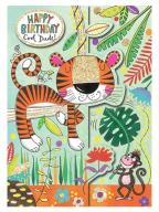 Čestitka - Cool Dude, Tiger