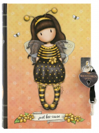 Dnevnik - Bee-Loved (Just Bee-Cause), Lockable