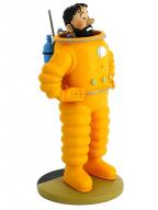 Figura - Tintin, Haddock, Astronaut