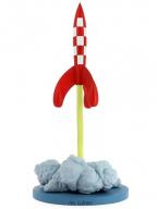 Figura - Tintin, Lunar Rocket