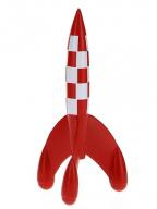 Figura - Tintin, Moon Rocket, S