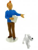 Figura - Tintin & Snowy