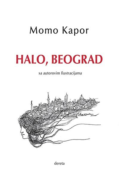 Halo, Beograd: sa autorovim ilustracijama