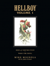hellboy library edition volume 1 seed of destruction and wake the devil