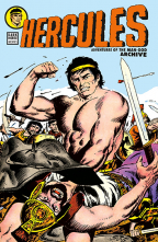 hercules adventures of the man-god archive
