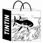 Kesa - Tintin and Snowy, Submarine Shark