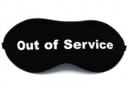 Maska za spavanje - Out of Service