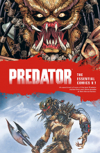 predator the essential comics volume 1
