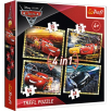 puzzles - ready to race disney cars 3 4 in 1