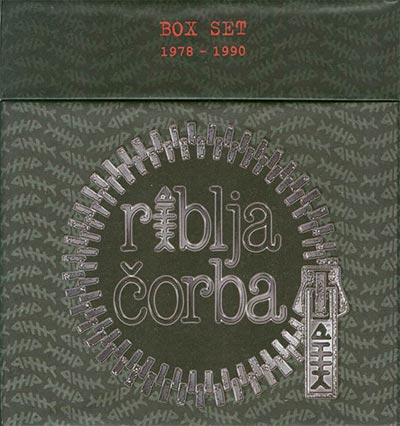 Riblja Čorba - Box Set 1978-1990
