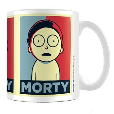 Šolja - Rick and Morty, Morty Campaing