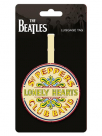 tag za kofer - the beatles sgt pepper logo