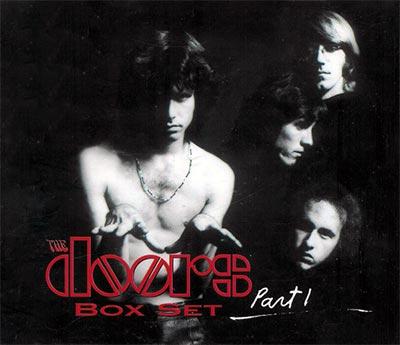 THE DOORS - BOX SET, PART 1
