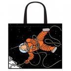 Torba - Tintin and Haddock, Moon
