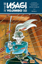 usagi yojimbo saga volume 1