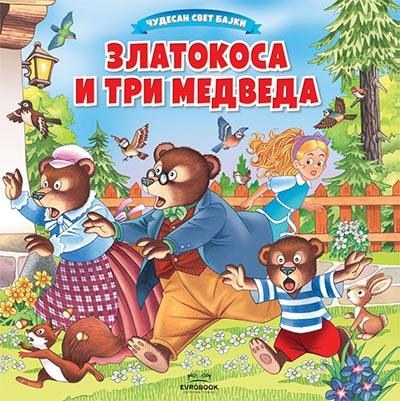 Zlatokosa i tri medveda