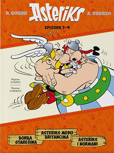 Asteriks - knjiga 3