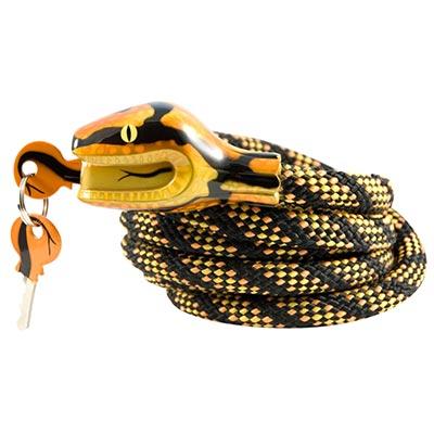 Brava za bicikl - Snake, Gold