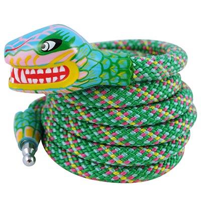Brava za bicikl - Snake, Green