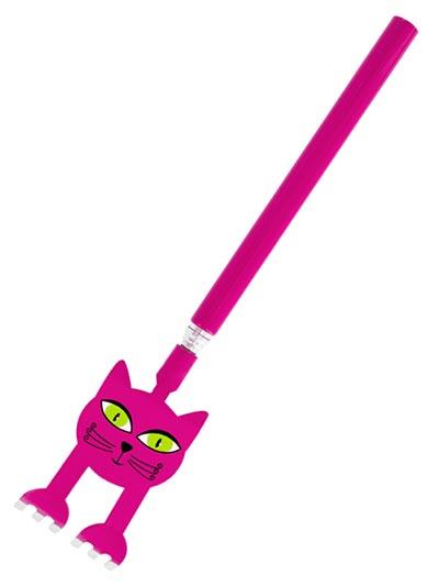 Češalica - Cat, Pink