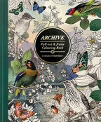 colouring book - archive