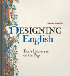 designing english early literature on the page