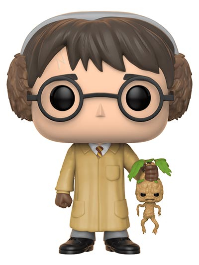 Figura - Harry Potter, Harry at Herbology