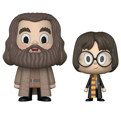 Figura - Harry Potter, Harry & Hagrid