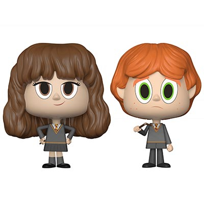 Figura - Harry Potter, Ron & Hermione, Broken Wand