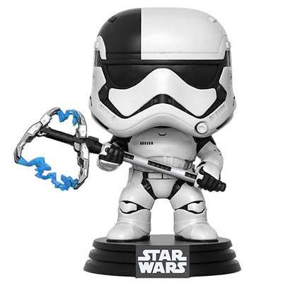 Figura - Star Wars, First Order Executioner Stormtrooper